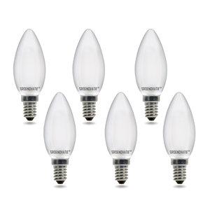 LED Filament mat 6 pack