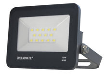 led breedstraler 10w